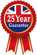 25 Years Guarantee
